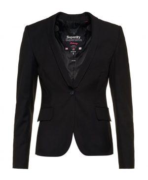 Superlative Black Blazer