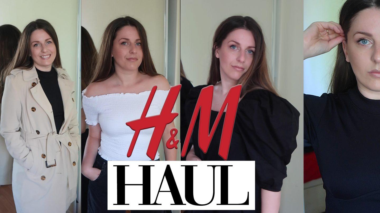 H&M Spring Summer TRY ON Haul 2020 | Basics